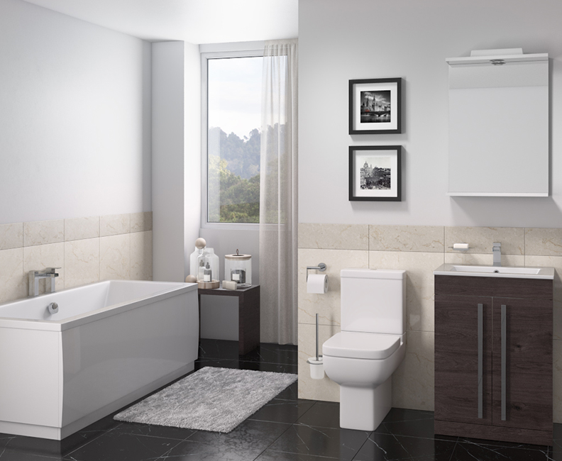 Home bath image
