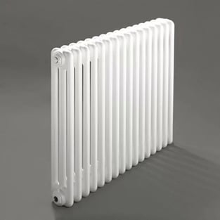 Heatwave Windsor 3 Column Horizontal Radiator 500mm H x 256mm W - 5 Section