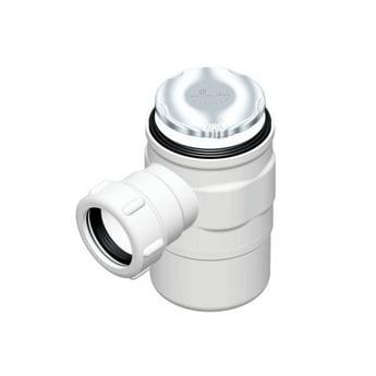 AKW GW50 50mm Shower Tray Plastic Gravity Waste