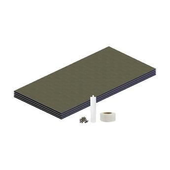 Aquashine Tile Backer Board Floor Kit 2.88m2 - 10mm