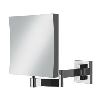 HiB Helix Magnifying Mirror - Square