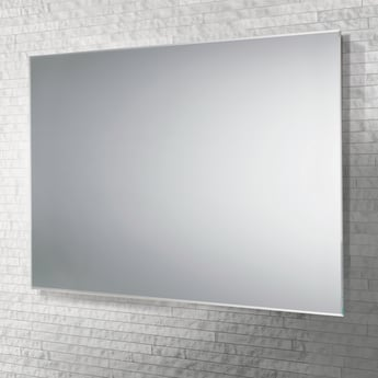 HiB Jackson Designer Bathroom Mirror 600mm H x 800mm W