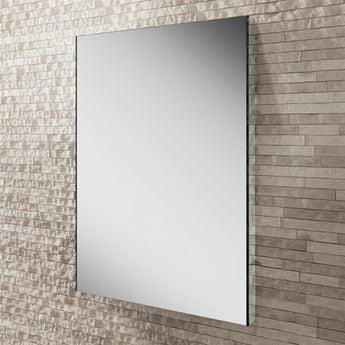 HiB Triumph 50 Designer Bathroom Mirror 700mm H x 500mm W