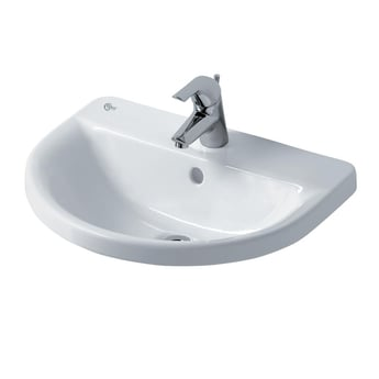 Ideal Standard Concept Arc Countertop Basin 550mm Wide 1 Tap Hole