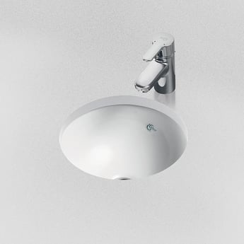 Ideal Standard Concept Sphere Under-countertop Basin 380mm Wide