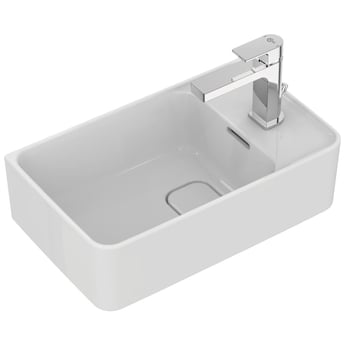 Ideal Standard Strada 2 Countertop Basin 450mm Wide Right Hand
