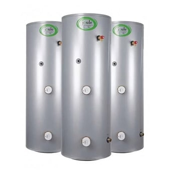 Joule Cyclone Standard Direct Unvented Cylinder, 170 Litre, Stainless Steel