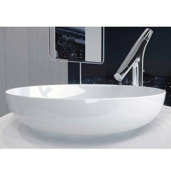 Kaldewei Miena Round Bowl Basin 380mm Wide - White