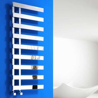 Reina Florina Designer Heated Towel Rail 1525mm H x 500mm W Chrome