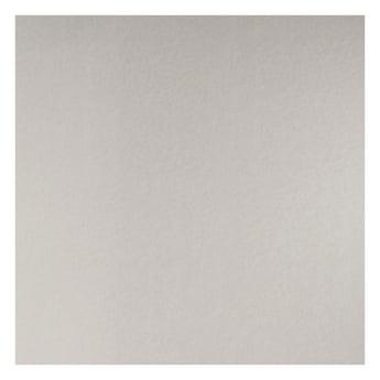 Showerwall Straight Edge Waterproof Shower Panel 1200mm Wide x 2440mm High - Pearlescent White