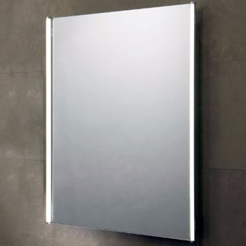 Tavistock Core Bathroom Mirror 700mm H x 550mm W LED Illuminated