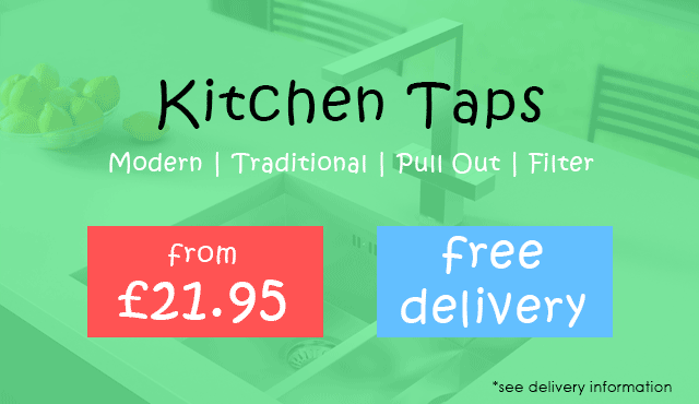 Kitchen Taps from £21.95