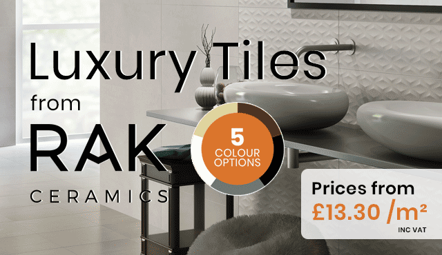 NEW: RAK Luxury Tiles