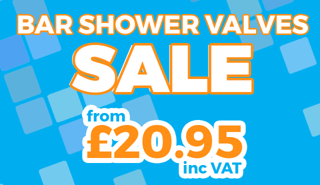 Bar Shower Valves Sale