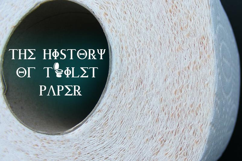 the history of toilet paper