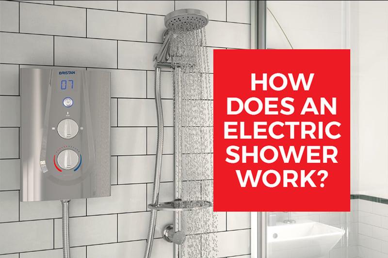 SHOP ELECTRIC SHOWERS