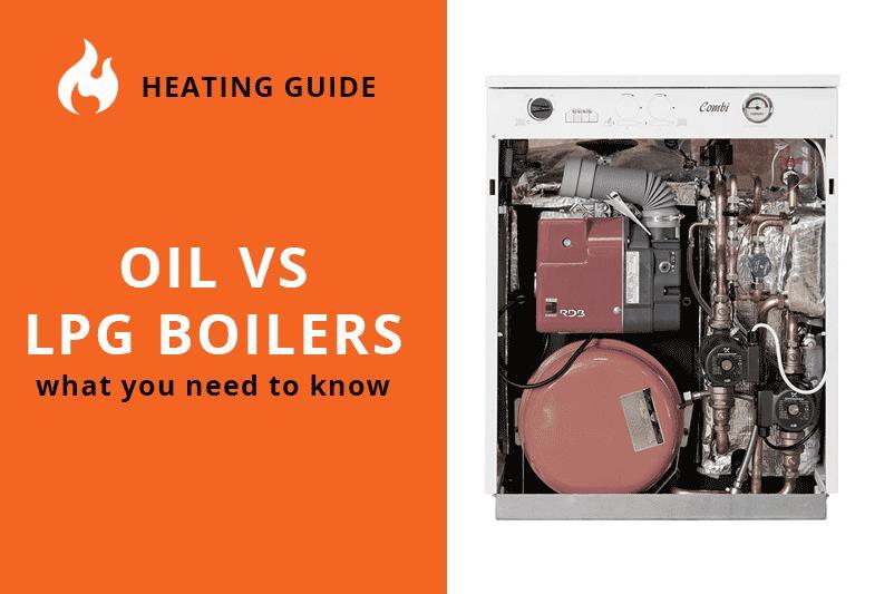 Oil vs LPG Boilers