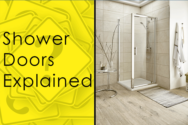 Shower Doors Explained