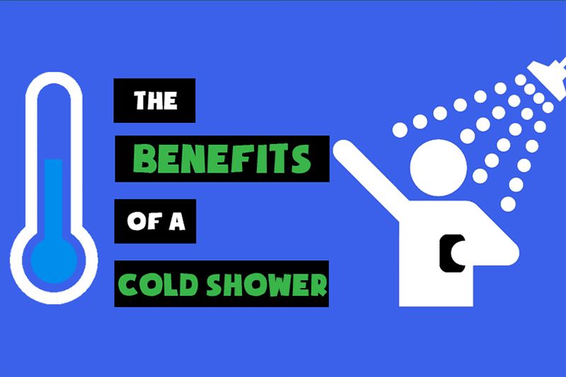The Benefits of a Cold Shower