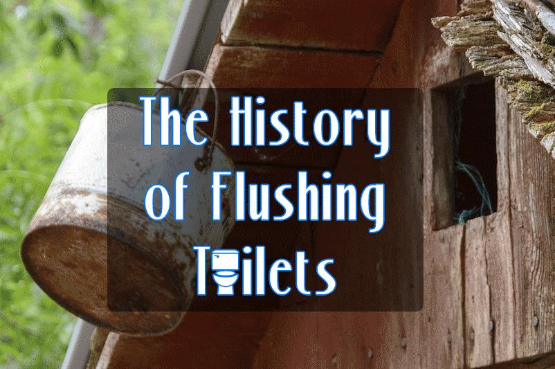 The History of Flushing Toilets