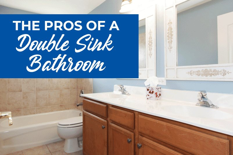 The Pros of a Double Sink Bathroom