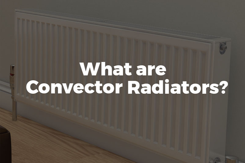 An image for the blog post what are convector radiators by heatandplumb.com