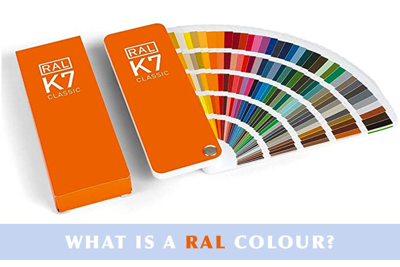 What is a RAL Colour?