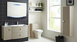 Hudson Reed Sarenna Bathroom Furniture