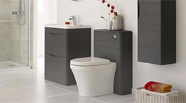 Premier Eclipse Bathroom Furniture
