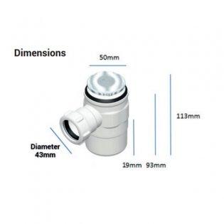 AKW 19mm Standard Gravity Waste (GW19)