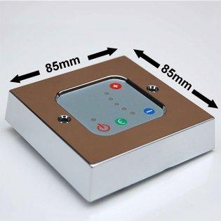 West Electric Element Control Unit White