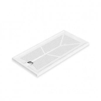 AKW Braddan Rectangular Shower Tray, 1420mm x 700mm, Non-Handed
