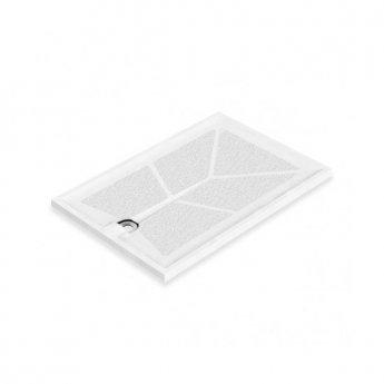AKW Braddan Rectangular Shower Tray, 1200mm x 900mm, Non-Handed