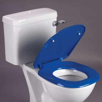 AKW Standard Doc M Pack with Close Coupled Disabled Toilet - Blue
