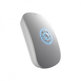 AKW SmartCare Plus White Electric Shower, Silver/White Kit, 9.5kW