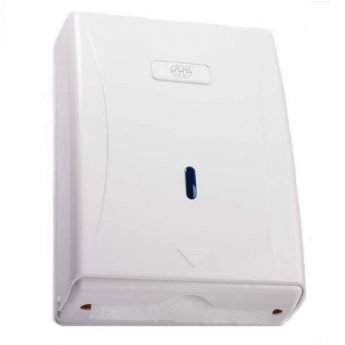 AKW Plastic Bathroom Paper Towel Dispenser