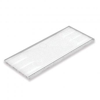 AKW Mullen Rectangular Shower Tray with Gravity Waste 1800mm x 700mm