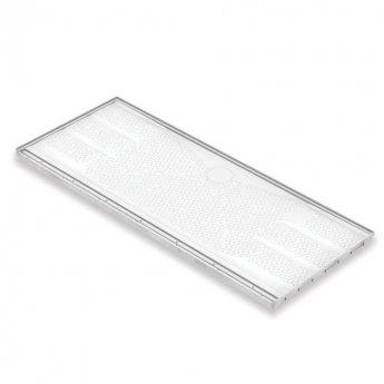 AKW Mullen Rectangular Shower Tray with Gravity Waste 1800mm x 820mm