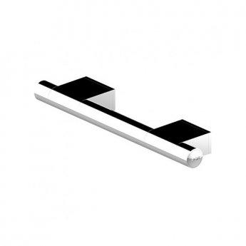 AKW Onyx Straight Grab Rail 300mm Length - Chrome