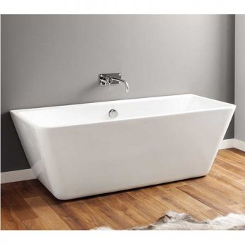 April Eppleby Contemporary Freestanding Bath 1700mm x 750mm Acrylic