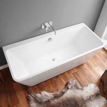 April Eppleby Contemporary Freestanding Bath 1700mm x 750mm Acrylic