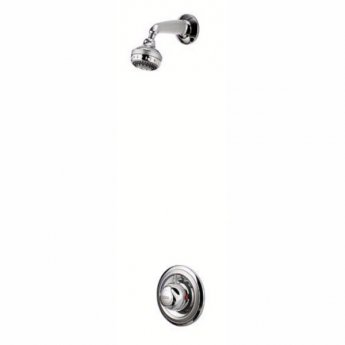 Aqualisa Aquavalve 609 Sequential Concealed Mixer Shower with Fixed Head