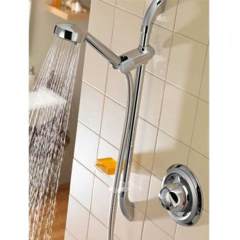 Aqualisa Colt Sequential Concealed Mixer Shower with Shower Kit