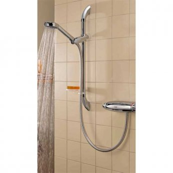 Aqualisa Colt Sequential Bar Mixer Shower with Shower Kit