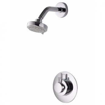 Aqualisa Dream Dual Concealed Mixer Shower with Fixed Head