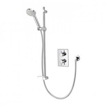 Aqualisa Dream DCV Dual Concealed Mixer Shower with Shower Kit