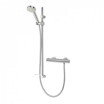 Aqualisa Midas 110 Bar Mixer Shower with Shower Kit