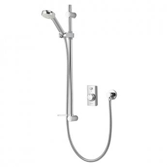 Aqualisa Visage Digital HP Concealed Mixer Shower with Shower Kit