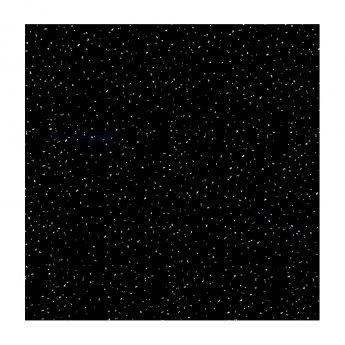 Aquashine M1 Series PVC Single Shower Wall Panel 1000mm Wide - Black Diamond Stone