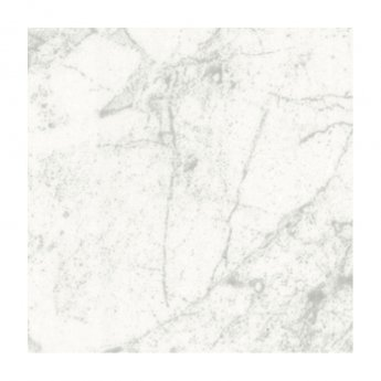 Aquashine M1 Series PVC Single Shower Wall Panel 1000mm Wide - White Granite